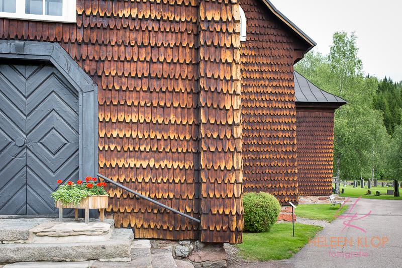 Houten Kerk Zweden