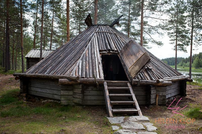 Sami kamp Zweden