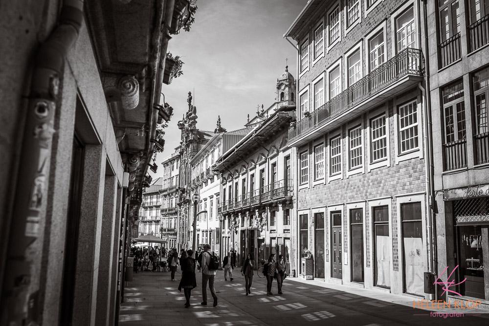 Mooie huizen Porto Portugal
