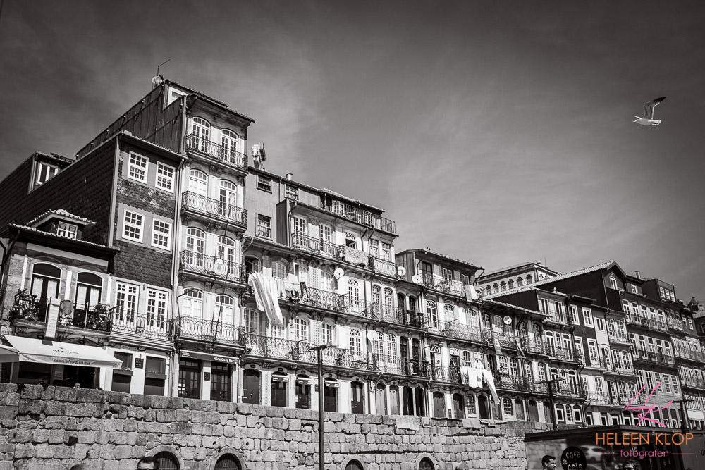 Bairro da Ribeira Porto Portugal