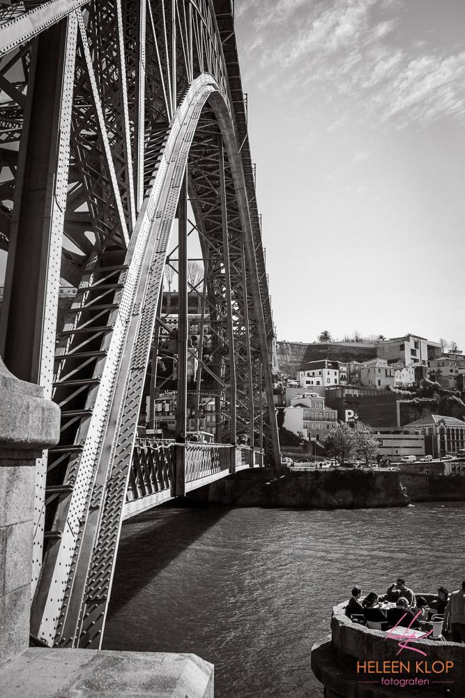 Miradouro Ponte D Luis Porto Portugal