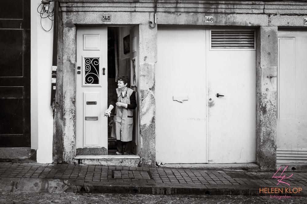 Schoonmaken Porto Portugal