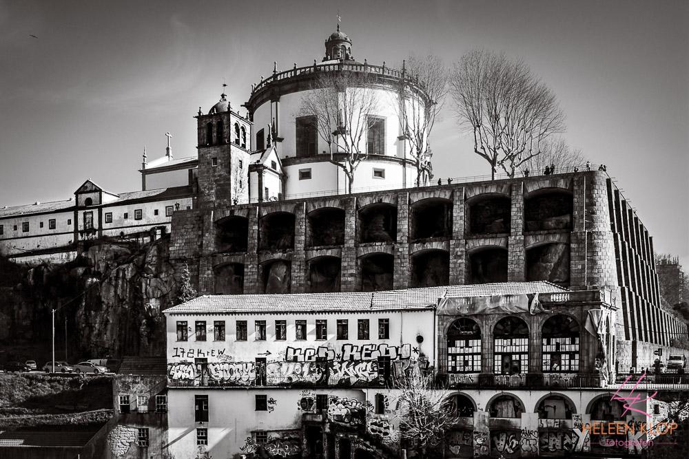 Klooster Mosteiro da Serra do Pilar Porto Portugal