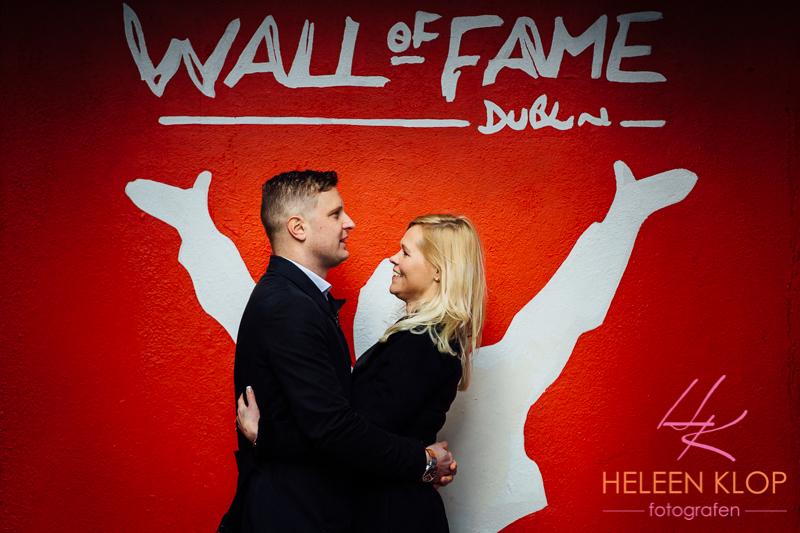 Dublin Ierland Love Shoot