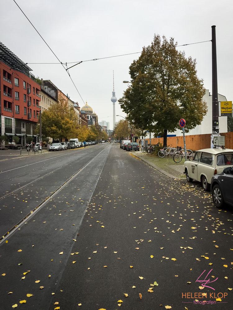 Prentzlauer Allee Berlijn