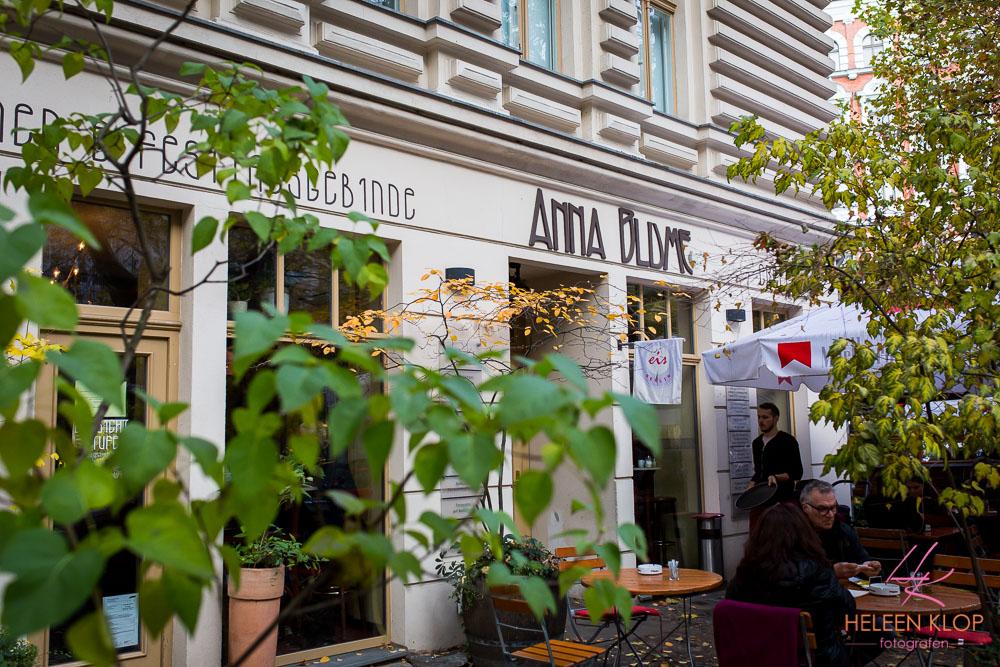 Anna Blume Ontbijt Berlijn