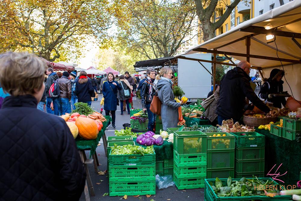 Prentzlauer Berg Markt Berlijn