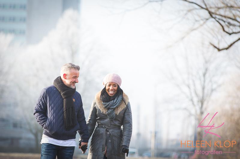 Loveshoot In Winter Utrecht 005