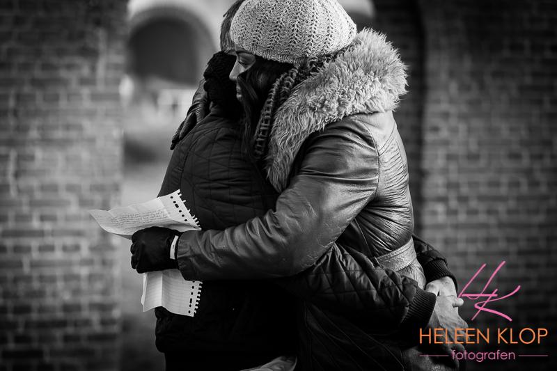 Loveshoot In Winter Utrecht 020