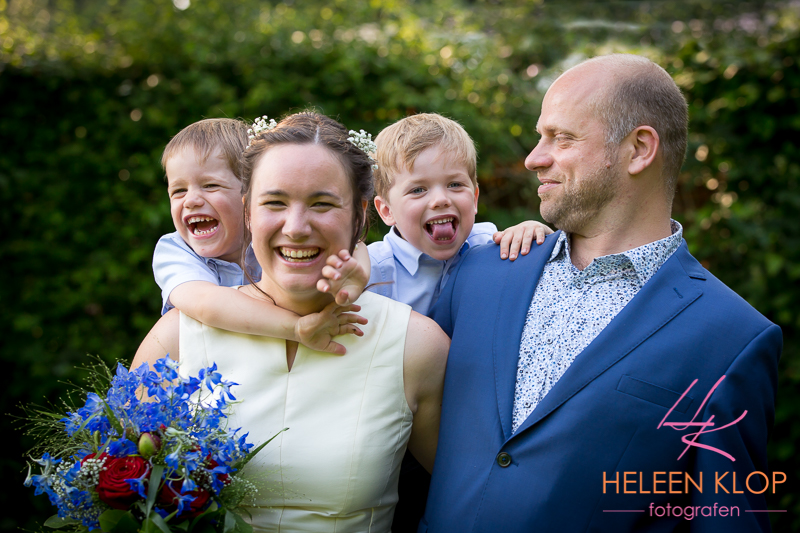 Bruiloft Rhijnauwen Bunnik