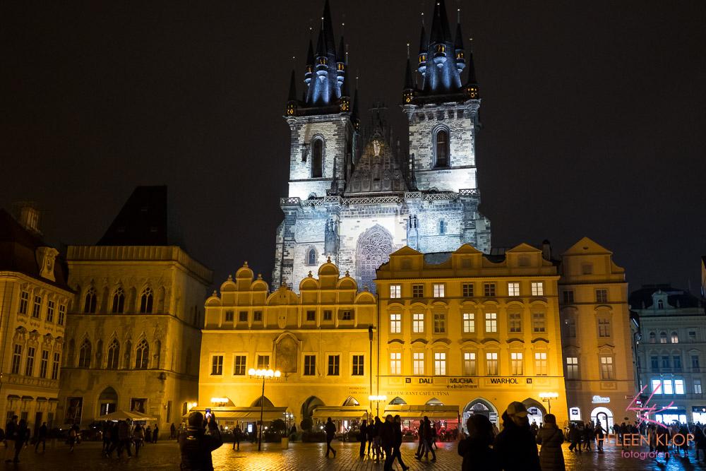 Týnkerk Praag