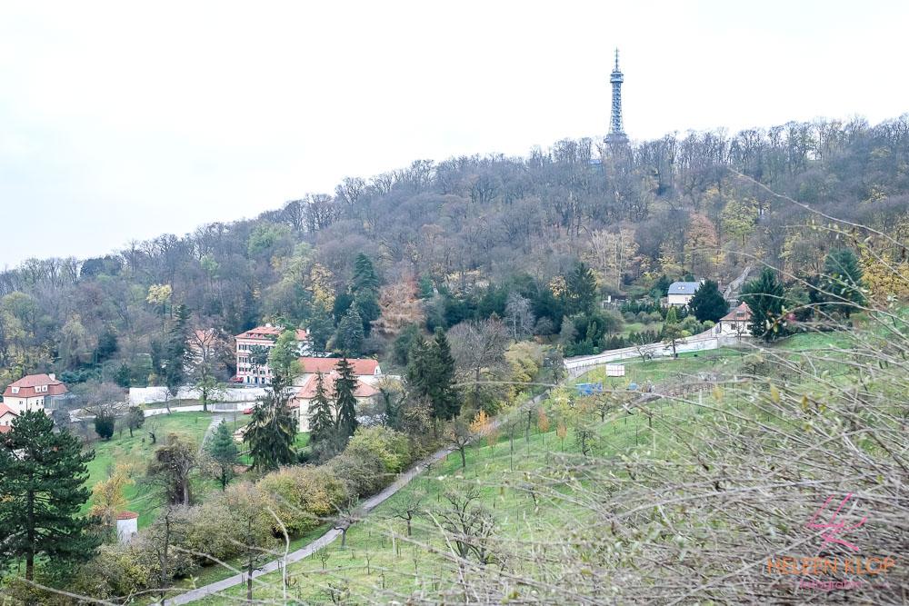 Petřín Uitkijktoren Praag