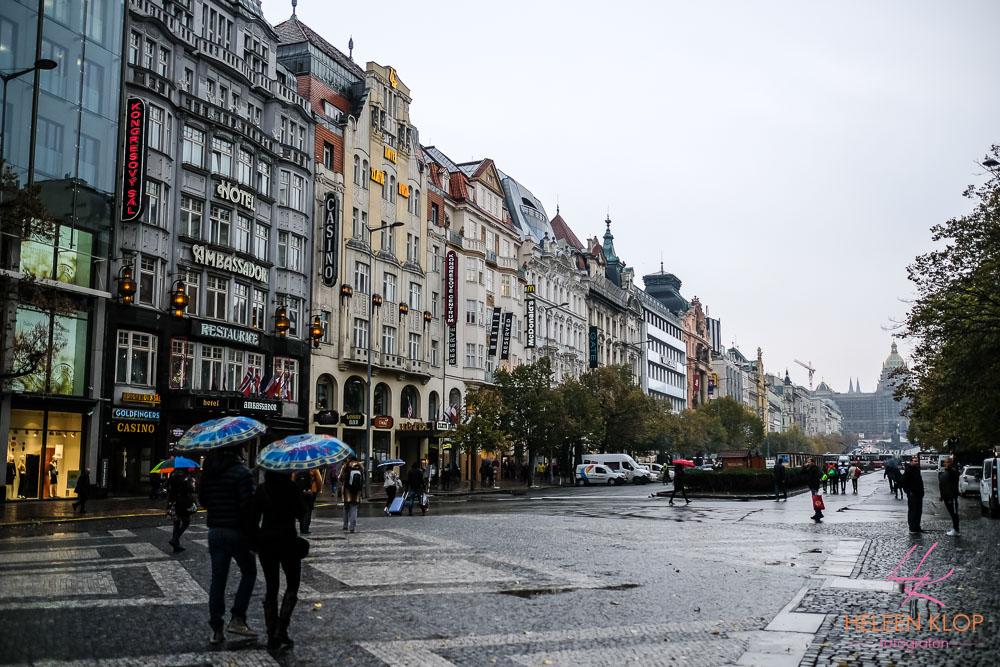 Stadscentrum Praag
