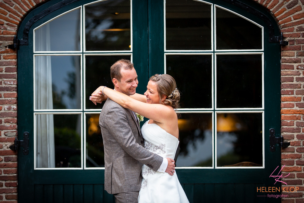 Bruiloft In Hoeve Sparrendam