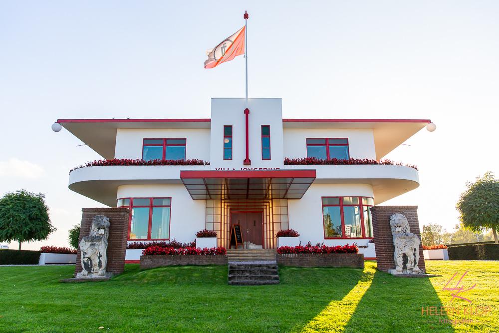 Villa Jongerius Utrecht