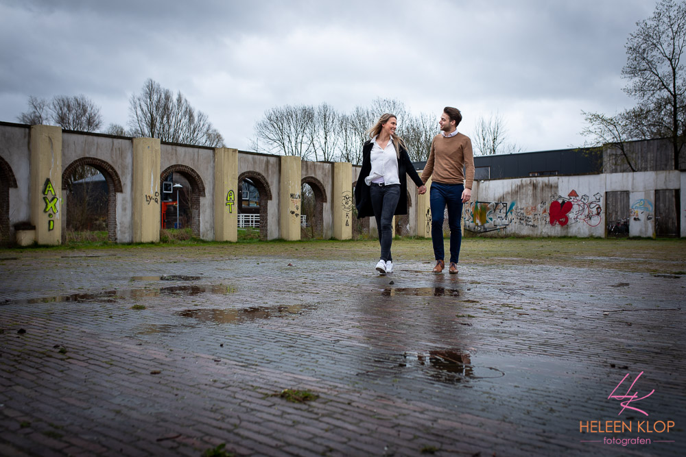 Loveveshoot In Utrecht