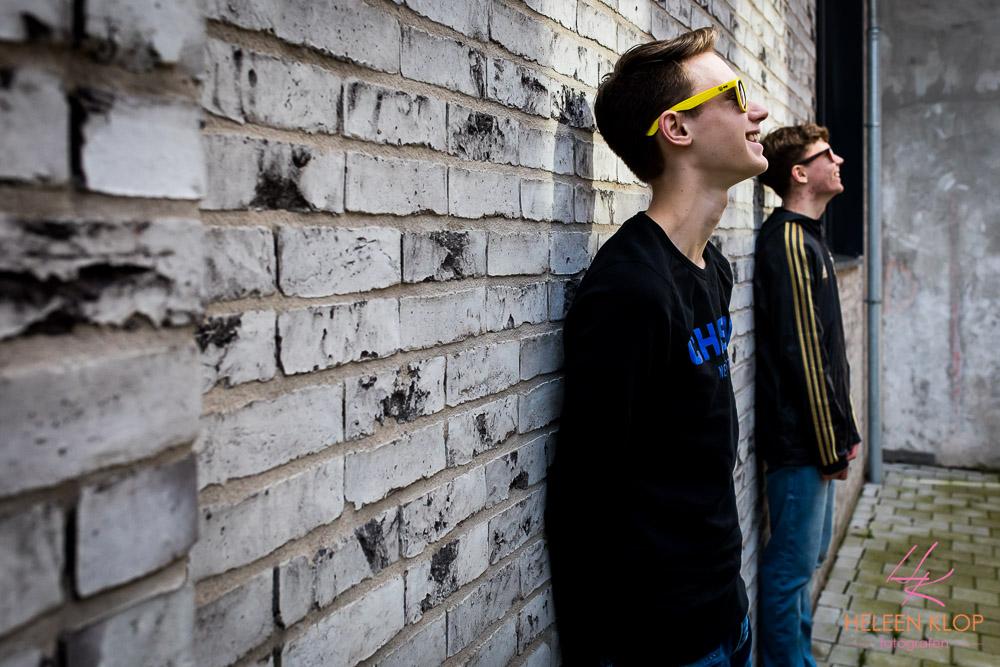 Fotoshoot voor Tieners Playful Heart